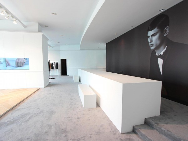 Dior Homme Event Space