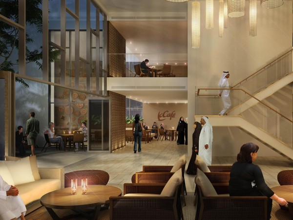 Lusail Waterfront Development