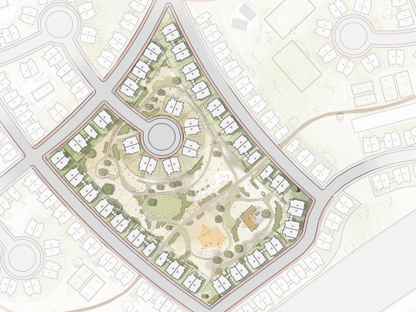 New Villa Development Masterplan