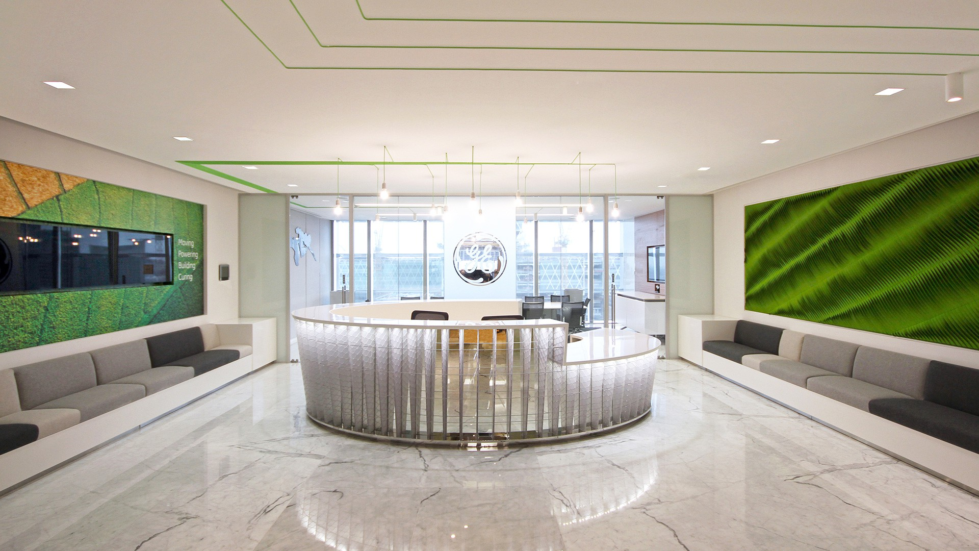 One Solution, GE Offices